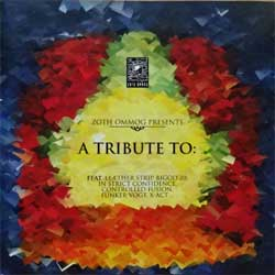 va ZOTH OMMOG PRESENTS A TRIBUTE TO (1997 German press, CD ZOT 179, matrix A0100210999-0101 22 A0 DADC Austria, ex/mint) (CD)