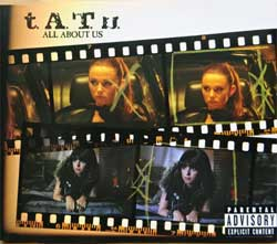 T.A.T.U. ''All About Us'' (4-track MCD) (2005 German press, 0602498855423, matrix 4xUniversal 06024 988 554-2 01*51652578 A Made in Germany by EDC, mint/mint) (CD)