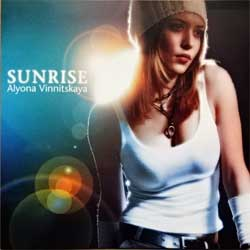 ALYONA WINNITSKAYA (ex- ВИА ГРА) ''Sunrise'' (2005 German press, ZYX 20741-2, matrix 51682786/ZYX-MUSIC ZYX20741-2 22, mint/mint) (CD) (D)