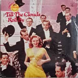 винил LP va TILL THE CLOUDS ROLLY BY - OST (MCA Classics Soundtracks Serie) (1986 USA press, MCA-25000, mint/mint, still sealed!!!)