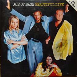 ACE OF BASE ''Beautiful Life'' (2-track MCD) (1995 German press, cardboard sleeve, 577 244-2, marix 577 244-2 00 L7 1E, vg+/vg+) (CD)