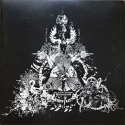 винил LP BLACKLODGE ''Machination'' (2LP-gatefold) (2012 France press, limited handnumbered edition 047/500, SUA 025LP, ex-/ex)