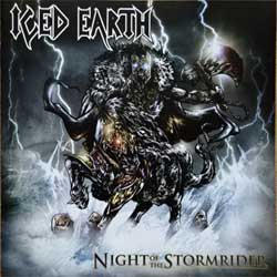 ICED EARTH ''Night Of The Stormrider'' (1991 RI 2004 Russian press, FO346CD, mint/mint) (CD)