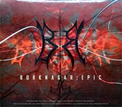 BORKNAGAR ''Epic'' (2004 Russian press, O-card, FO385CD, mint/mint) (CD) (D)
