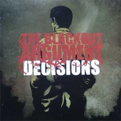 BLACKOUT ARGUMENT ''Decisions'' (2008 Soyuz press)(CD)