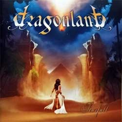 DRAGONLAND ''Starfall'' (2004 Russian press, FO419CD, ex+/mint) (CD) (CD)
