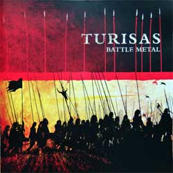 TURISAS ''Battle Metal'' (2004 Russian press, 16-pages booklette, FO399CD, near mint/mint) (CD)