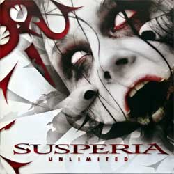 SUSPERIA ''Unlimited'' (2004 Russian press, FO371CD, near mint/mint) (CD)