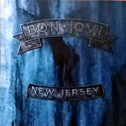 BON JOVI ''New Jersey'' (1988 France press, 836 345-2, matrix 00 L7, vg+/mint) (CD)