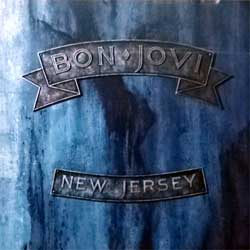 BON JOVI ''New Jersey'' (1988 German press, 836 345-2, matrix PMDC, vg+/ex+) (CD)