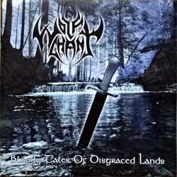 WOLFCHANT ''Bloody Tales Of Disgraced Lands'' (2006 Russian press, MYST CD 050, ex/mint) (CD) (D)
