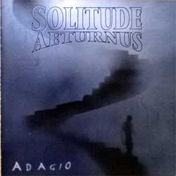 SOLITUDE AETERNUS ''Adagio'' (1998 RI 2001 Russian press, CDM 0901-683, ex+/mint) (CD)