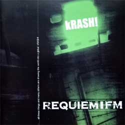 REQUIEM FOR FM ''kRASH!'' (2006 Russian press, SPR 022, vg+/mint) (CD)