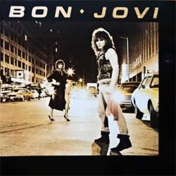 BON JOVI ''Bon Jovi'' (1984 RI France press, 814 982-2, matrix 814 982-2 03 # 1.D, ex+/mint) (CD)
