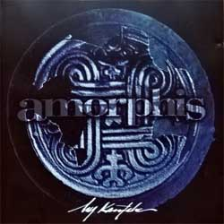 AMORPHIS ''My Kantele'' (5-track MCD) (1997 German press, NB 270-2, matrix BOD NB 0270-2, vg+/ex-) (CD)