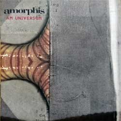 AMORPHIS ''Am Universum'' (2001 USA press, RR 6488-2, matrix 7232-6488 2, ex-/mint) (CD)