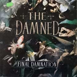 винил LP DAMNED ''Final Damnation'' (1989 UK 1st press, insert, ESSLP 008, ex+/ex+)