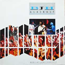 винил LP BARCLAY JAMES HARVEST ''Glasnost'' (1988 German press, insert, POLD 5219 (835 590-1), ex+/ex)