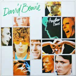 винил LP DAVID BOWIE ''Another Face'' (1981 Canada press, MIP-1-9324, vg+/ex-)