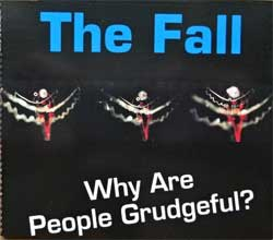 FALL ''Why Are People Grudgeful?'' (4-track MCD) (1993 German press, promo-sheet, INT. 825.357, matrix 825.357 P+O-1601-A1 03-93, ex/mint) (CD)