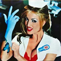 BLINK-182 ''Enema Of The State'' (1999 German press, 111 950-2, matrix MCD11950 00088 111 950-2 01/made in Germany by Universal M&L, vg+/mint) (CD)