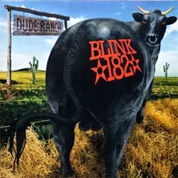 BLINK-182 ''Dude Ranch'' (1997 USA press, CRGD-11624, matrix DIDX-146119 1 made in USA, ex-/mint) (CD)