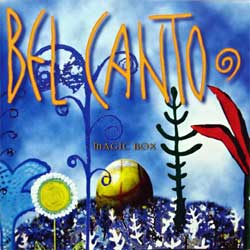 BEL CANTO ''Magic Box'' (1996 German press, 7567-92699-2, matrix WME, near mint/mint) (CD)