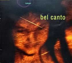 BEL CANTO ''Rumour'' (4-track MCD) (1996 German press, 7567-95707-2, matrix WME, ex-/ex) (CD)