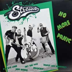винил LP STRESSOR ''No More Panic'' (2014 German press, CLLP64341, mint/mint, new)