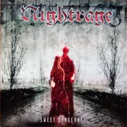 NIGHTRAGE ''Sweet Vengeance'' (2003 Russian press, FO275CD, mint/mint) (CD)