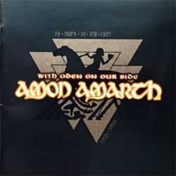 AMON AMARTH ''With Oden On Our Side'' (2006 Russian press, FO624CD, mint/mint) (CD)