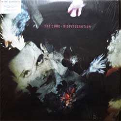 винил LP CURE ''Disintegration'' (2LP-gatefold) (1989 RI 2010 EU press, 2 inserts, heavy 180 gr vinyl, 532 456-3/060075324563, shrink wrap, sticker, ex-/ex/mint)