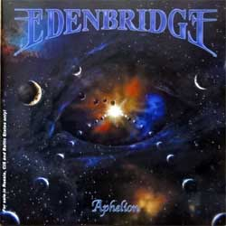 EDENBRIDGE ''Aphelion'' (2003 Russian press, AMG 092, near mint/mint) (CD)