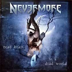 NEVERMORE ''Dead Heart, In A Dead World'' (2000 RI 2005 Russian press, FO437CD, near mint/mint) (CD) (D)