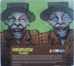 KARAMAZOV TWINS ''Karamazov Twins'' (2008 Soyuz press, new, sealed) (digipak) (CD)
