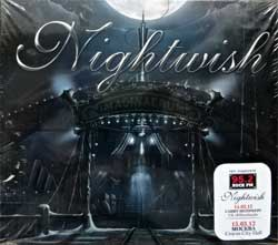 NIGHTWISH ''Imaginaerium'' (2011 Russian press, slipcase, poster, MC001-9, mint/mint, still sealed) (digipak) (2xCD) (D)