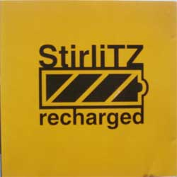 STIRLITZ (ANDREY KOLOMYTZEV) ''Recharged'' (2002 Elektrus Russian press, ex/ex) (CD)