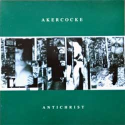 ACKERCOCKE ''Antichrist'' (2007 Russian press, MOSH347CD, mint/mint) (CD)