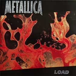 METALLICA ''Load'' (1996 France press (PMDC), 532 618-2, ex-/near mint) (CD)