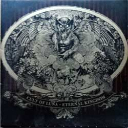 CULT OF LUNA ''Eternal Kingdom'' (2008 Russian press, poster-booklette, MOSH 359 CD, mint/mint) (CD)