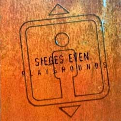 SIEGES EVEN ''Playground'' (2008 Russian press, SPV 79842 CD, ex/mint) (CD)