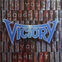 VICTORY ''You Bought It - You Name It'' (1992 German RARE press, 513 348-2, near mint/mint) (CD)