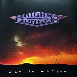 NIGHT RANGER ''Man In Motion'' (1988 German press, 255713-2 (MCAD-6238), matrix 255713-2 @ 2 4, near mint/mint) (CD)