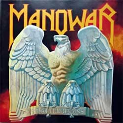MANOWAR ''Battle Hymns'' (1982 RI Holland press, 538-7 919892, matrix 791989 2 @ 3 2-3-7-NL, ex+/mint) (CD)