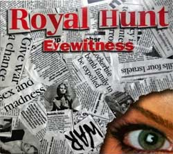 ROYAL HUNT ''Eye Witness'' (2003 Italy press, FR CD 147D, matrix 875.055 FR CF 147D #1, near mint/mint/near mint) (digipak) (CD)