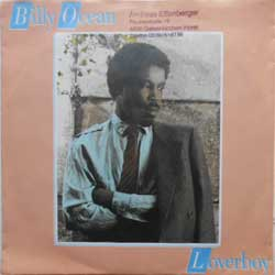 "винил LP BILLY OCEAN ""Loverboy - Loverboy (Dub Mix)"" (7""single) (1984 German press, ex/ex-)"