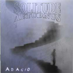 SOLITUDE AETERNUS ''Adagio'' (CD-Maximum press) (CD)