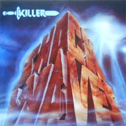 KILLER ''Shock Waves + Bonus Tracks'' (CD-Maximum press) (CD)
