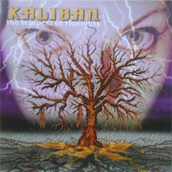 KALIBAN ''The Tempest Of Thoughts'' (CD-Maximum press) (CD) (1)