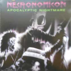 NECRONOMICON ''Apocalyptic Nightmare'' (RARE limited edition press) (CD)
